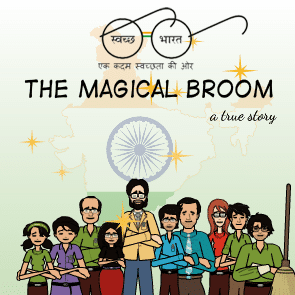 The Magical Broom, True Story